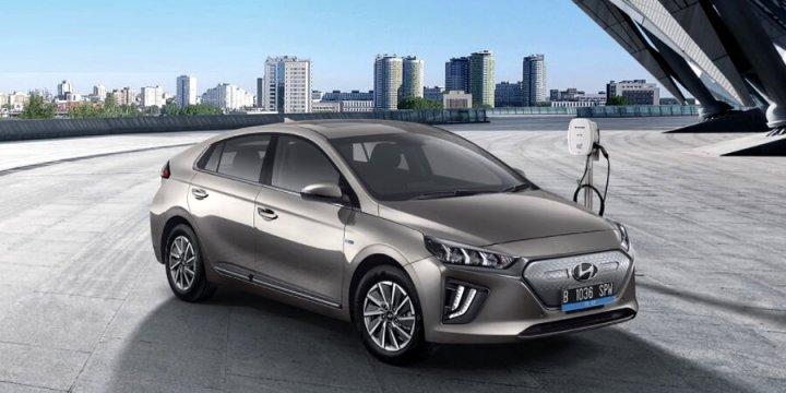 Hyundai Ioniq Electric Indonesia