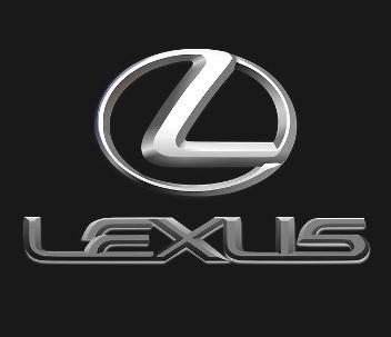 Logo Lexus - Anak Perusahaan Toyota