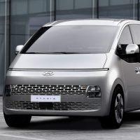 Hyundai Staria - Luxury & Futiristic MPV