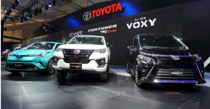 Mobil Toyota yang Kena Recall terkait Fuel Pump