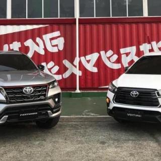 Toyota Innova dan Fortuner turun harga - kena Keringan Pajak PPnBM