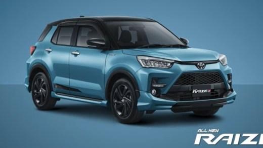 Toyota Raize Indonesia Diluncurkan - 30 April 2021