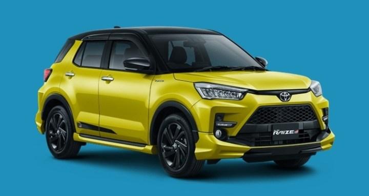 Harga Toyota Raize - PPnBM 50%