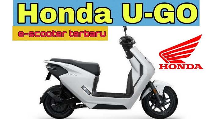 Honda Skuter U-Go