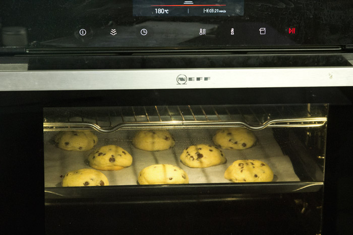 Chocolate Chip Cookies μυστικά και αυθεντική συνταγη