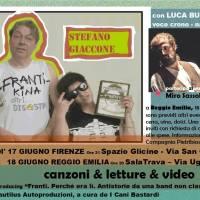 Stefano Giaccone - Franti, Kina e altri disastri