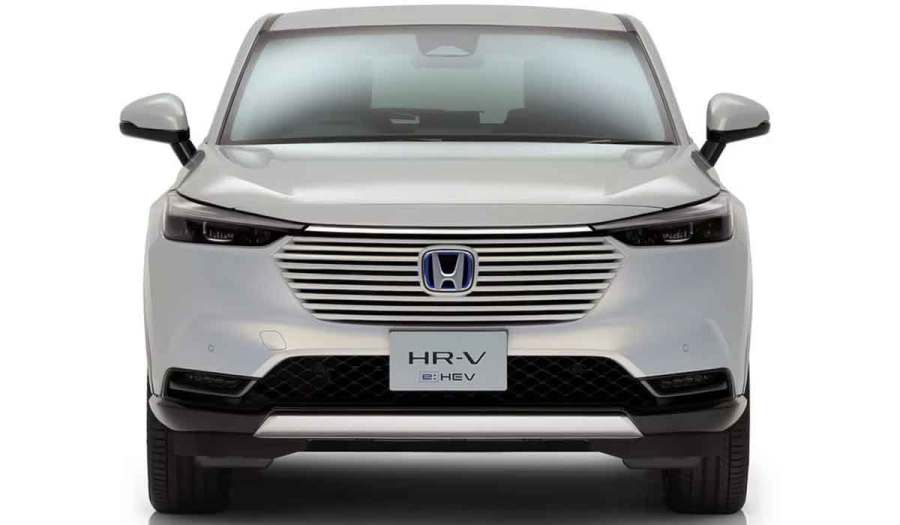 Honda HRV 2022 Redesign The third-generation Honda HR-V compact SUV gets hybrid powertrains as standard. Commitment to electrify all of its mainstream models in Europe by 2022