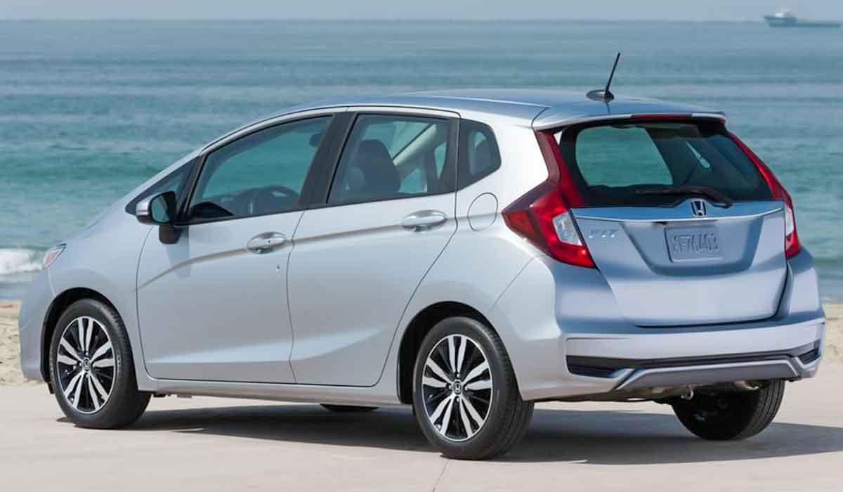 2022 Honda Fit