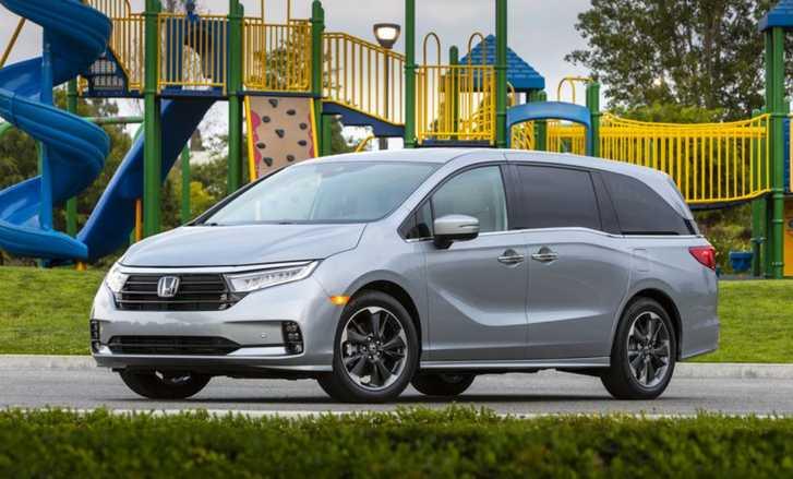 The Honda Odyssey 2022 will be the sixth gene model
