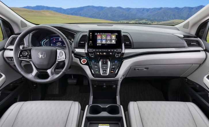 We don't expect the 2022 Honda Odyssey to be available anytime soon