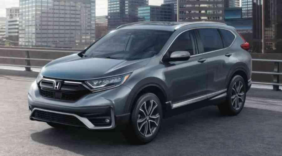2023 Honda CRV has kept pushing the Civic and Accord to new heights