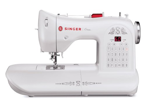 SINGER ONE Vintage-Style Computerized Sewing Machine