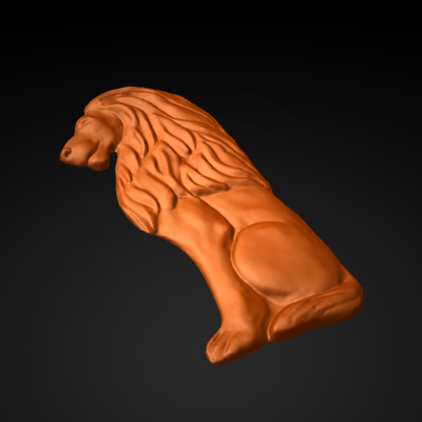 Lion25x55JH_1_iso