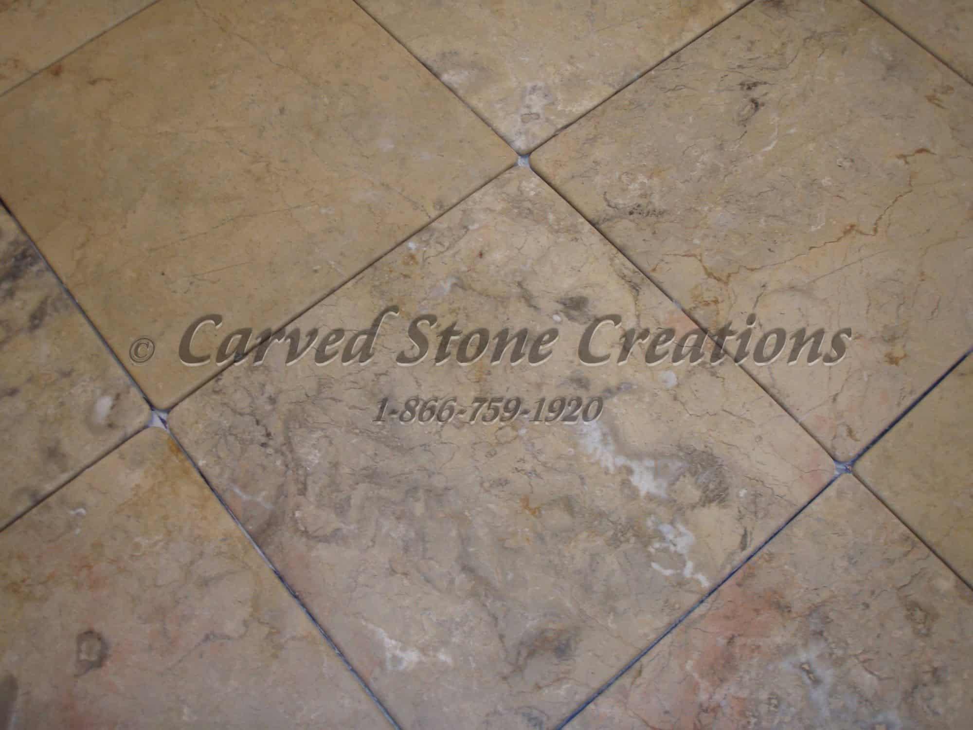 sahara gold marble antique acid washed tile csc