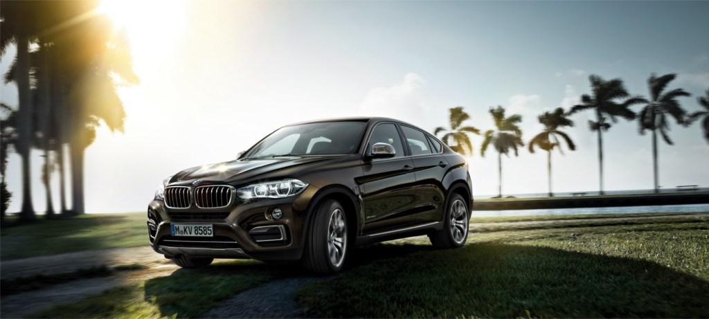 BMWX6画像