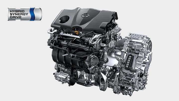 新型ハリアーダイナミックフォースエンジン