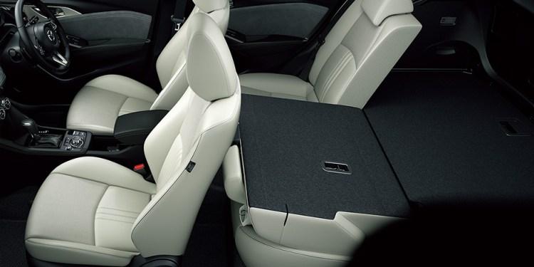 新型CX-3の内装を画像レビュー!後部座席にリクライニング機能がない&ラゲッジが狭いのは本当か??