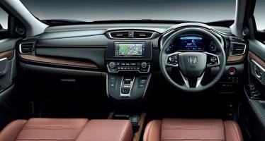 新型CR-Vの内装を画像でレビュー!グレードによる違いから後部座席まで徹底チェック!シートアレンジも出来ちゃうぜ!