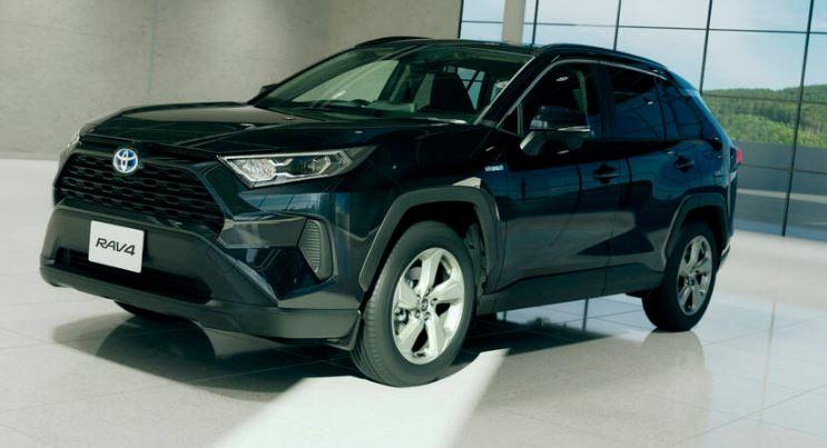 新型RAV4カラーバリエーション