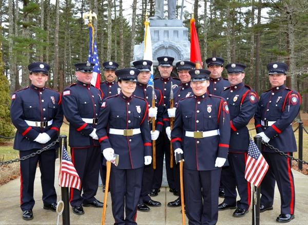 2017 Honor Guard
