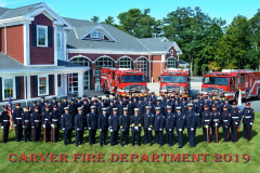 2019 CFD Group Photo