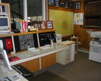 This is a picture of the second Dispatch Center Rehab project competed in 2003