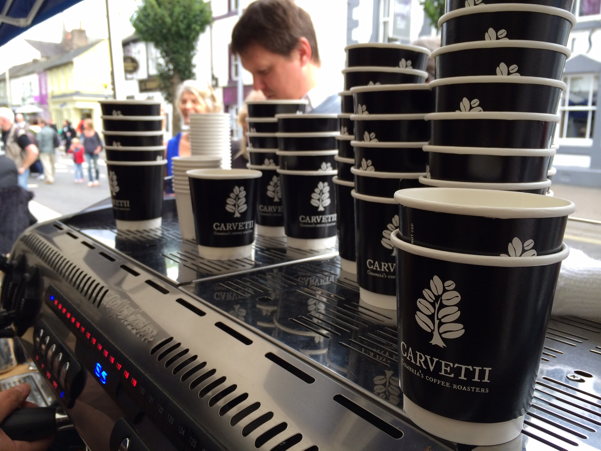 Markets, Festivals and Events via @carvetiicoffee