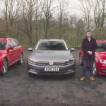 Audi A4 Avant Vs Vw Passat Estate Vs Skoda Superb Estate Carwow