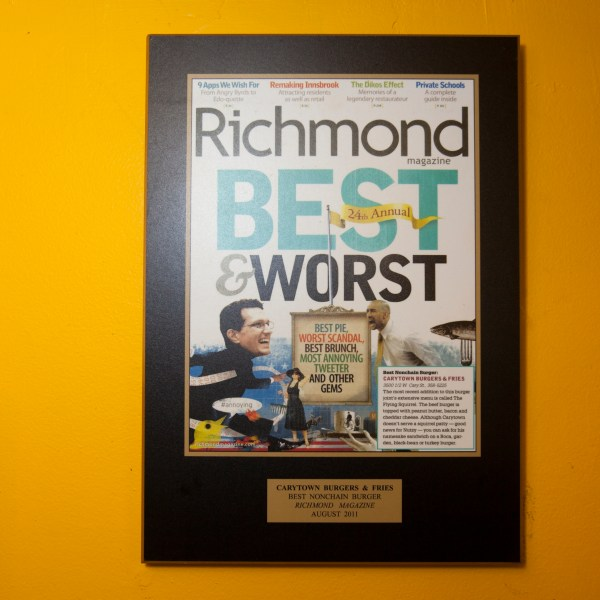 Richmond Magazine 2011