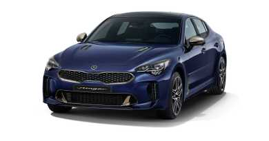 2021 Kia Stinger Revealed With Upgrades In The Interior And Exterior