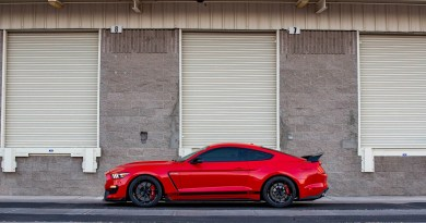 Shelby Mustang GT500 Signature Edition Gets A Whooping 800+ Hp
