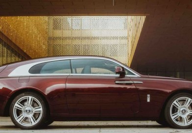 Carat Duchatelet Gives Rolls-Royce Wraith An Epic Shooting Brake Design