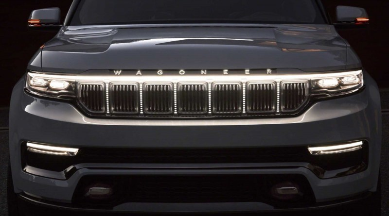 Jeep Grand Wagoneer Concept Revealed Shows Big Luxury And Hybrid Intention