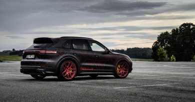 Nebulus Give The Porsche Cayenne An Extreme Wrap Up With 984Hp