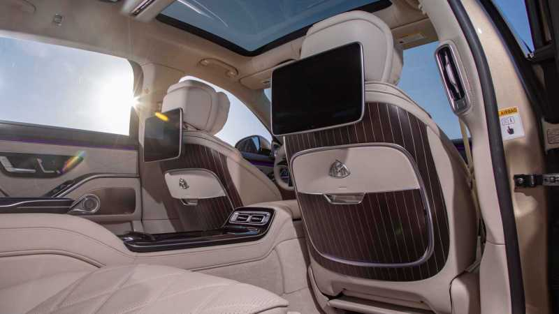 Mercedes Maybach S-Class