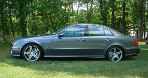 Mercedez Benz E63 AMG- Specifications and Features