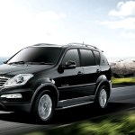 SsangYong Rexton W RX 7 AT