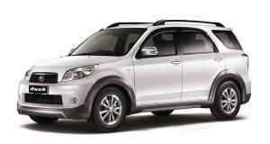 Toyota Rush - Specifications and Features