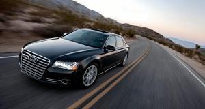 Audi A8 L 4.2 FSI quattro (Petrol)