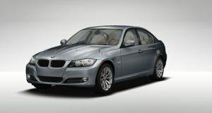 BMW 3 Series 320d Luxury Line (Diesel)