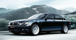 BMW 7 Series 750Li (Petrol))