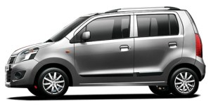 Maruti Wagon R VXI with ABS