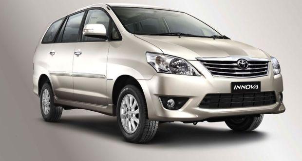 Toyota Innova 2.5 E PS 8 STR BS-IV (Diesel)