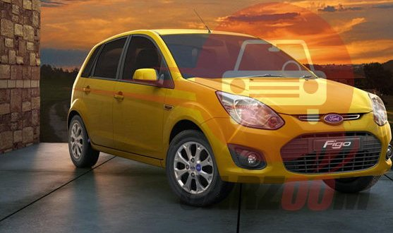 Ford Figo Exteriors Overall