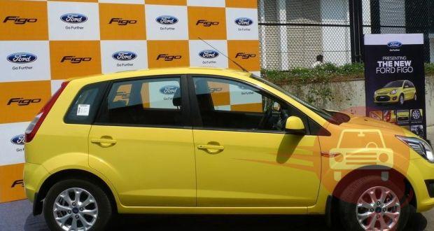 Ford Figo Exteriors Side View