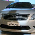 Toyota Innova - 2013 Facelift 2.5 ZX 7 STR BS-III (Diesel)