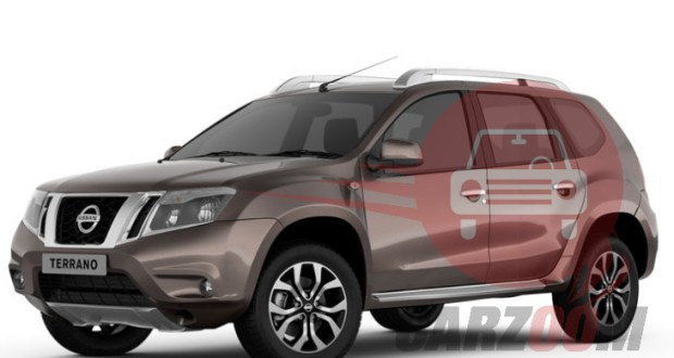 Nissan Terrano Exteriors Overall View