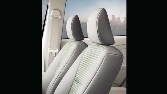 Toyota Etios Xclusive Interiors Seats