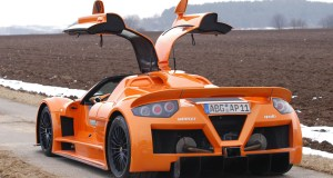 News on launch of Gumpert Apollo