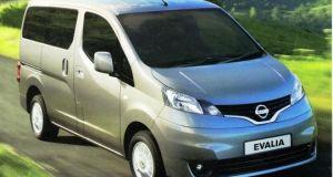 Nissan Evalia XV S (Diesel)